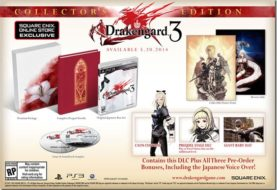 Gamesource Unboxing: Drakengard 3 Collector's Edition