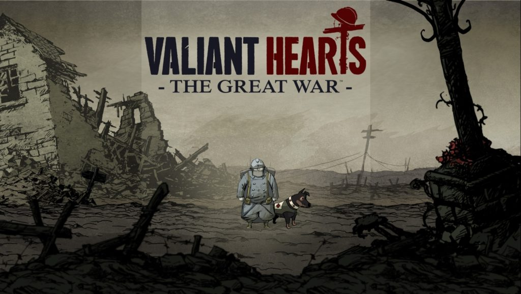 Child of Light e Valiant Hearts: The Great War