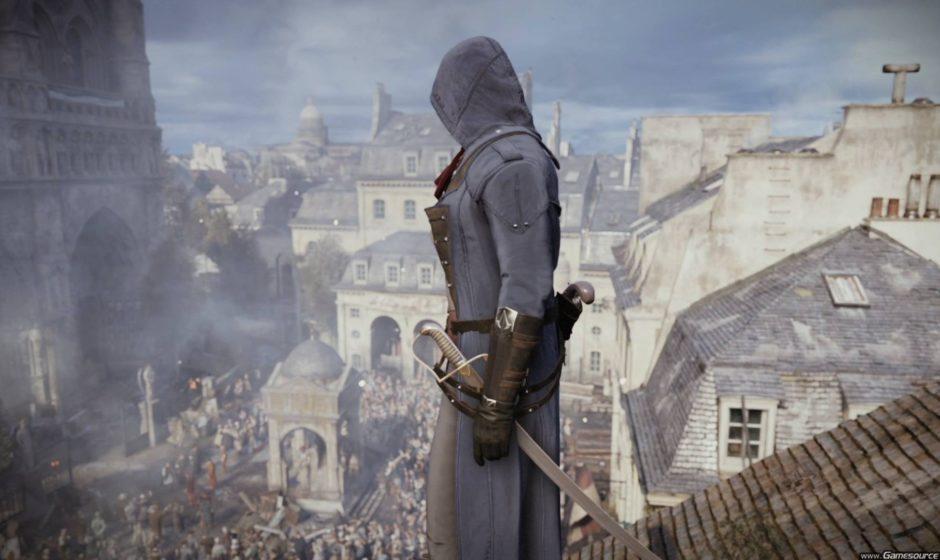 Assassin's Creed Unity, tanti dettagli e video-gameplay dal Comic-Con