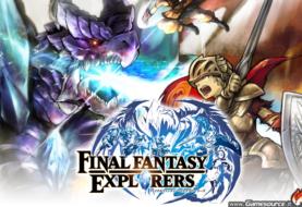 Final Fantasy Explorers permetterà di giocare con Cloud ed altri personaggi della saga