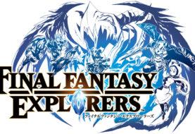 Final Fantasy Explorers: nuova classe svelata