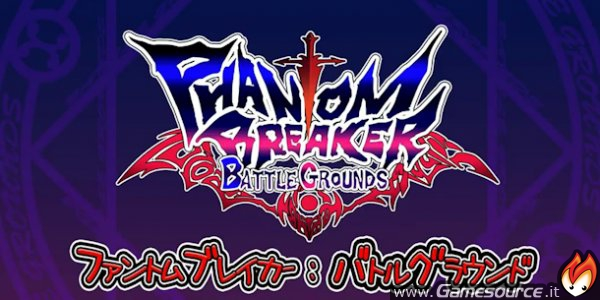 Phantom Breaker Battle Grounds nuovo trailer