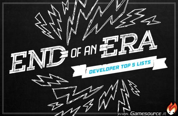 Top 5 videogiochi della scorsa generazione secondo alcuni famosi sviluppatori