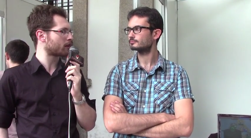 New Game Designer - Giacomo Cappellini di Mixel