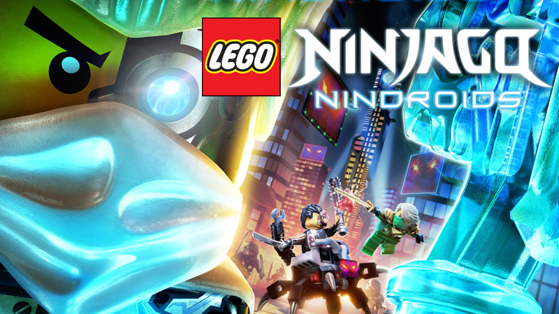LEGO Ninjago: Nindroids, il trailer di lancio