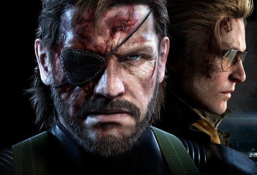 Metal Gear Solid V: dimensione delle versioni PS4 e PS3