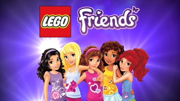 LEGO Friends, disponibile da oggi su iOS