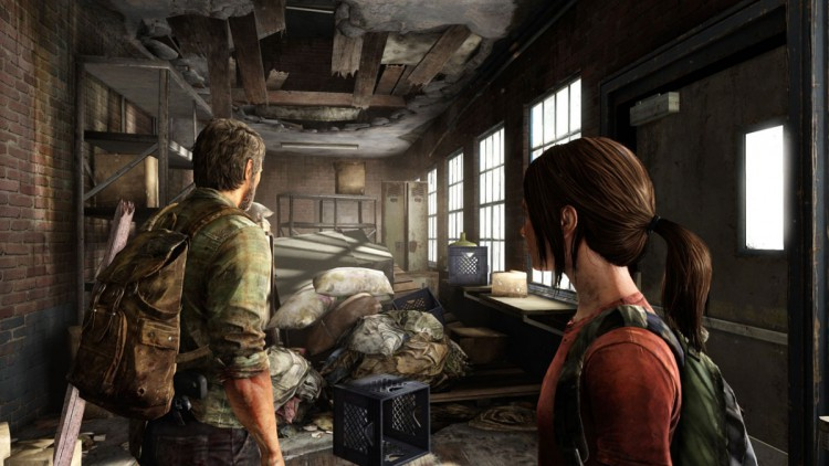 The Last of Us screen 1