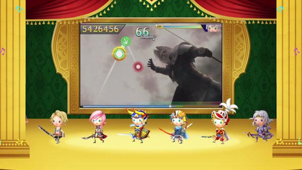 Theatrhythm Final Fantasy: Curtain Call - Hands On