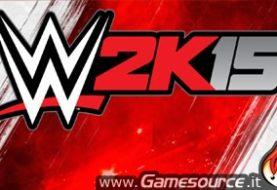 WWE 2K15, video gameplay dalla Gamescom