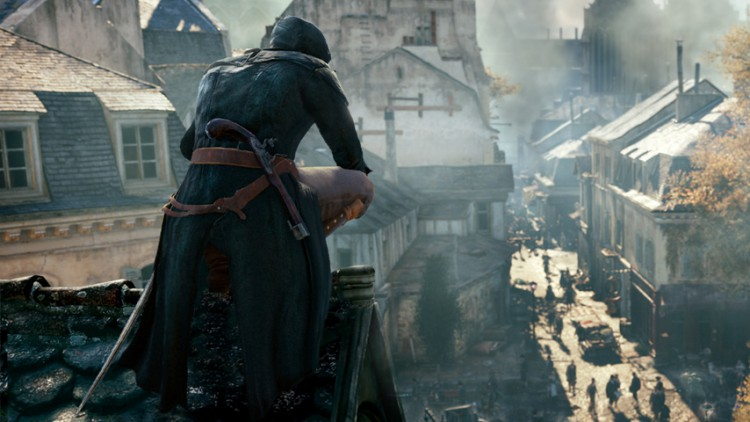 Assassin's Creed Unity Ubisoft