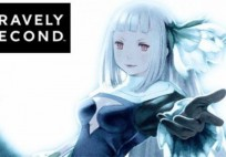 Bravely Second Logo