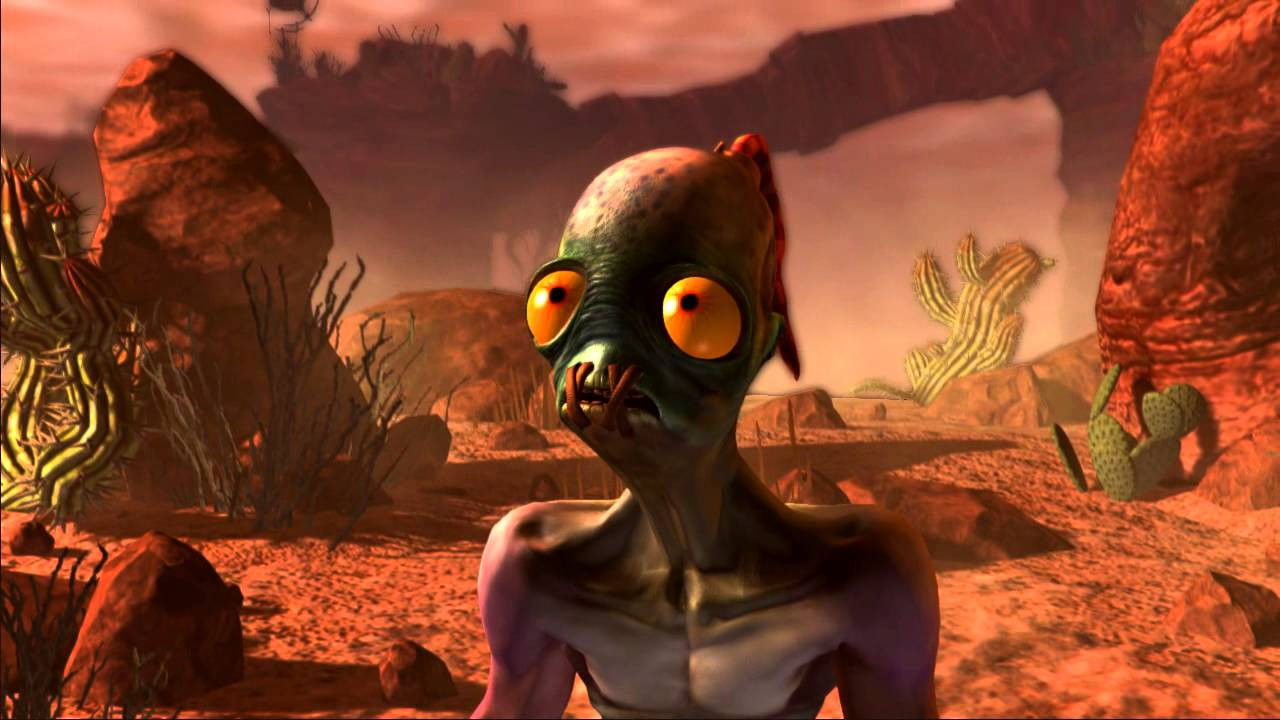 oddworld new tasty switch