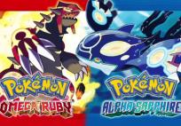 Pokémon Rubino Omega & Pokémon Zaffiro Alpha