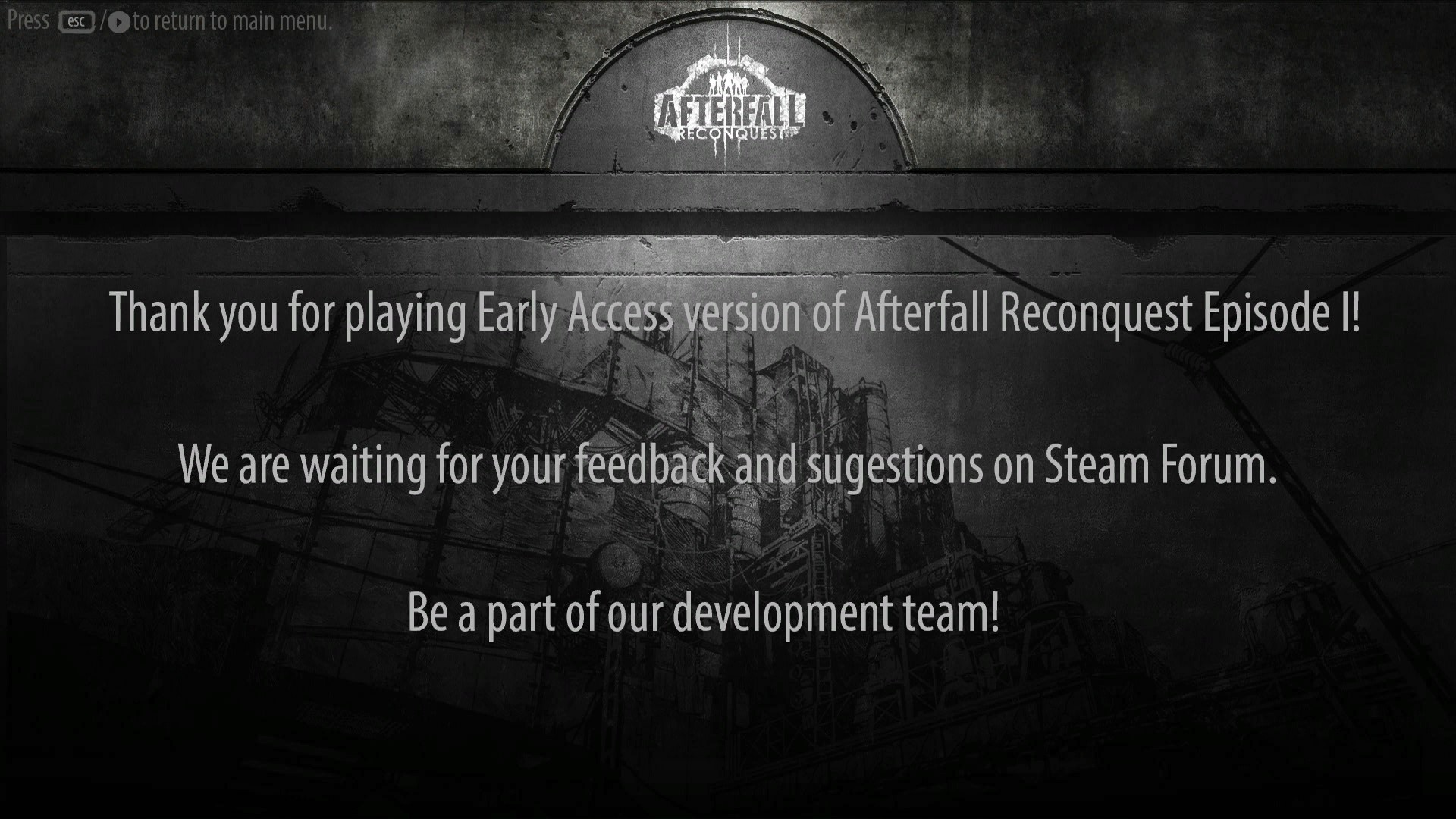 Afterfall Reconquest 3