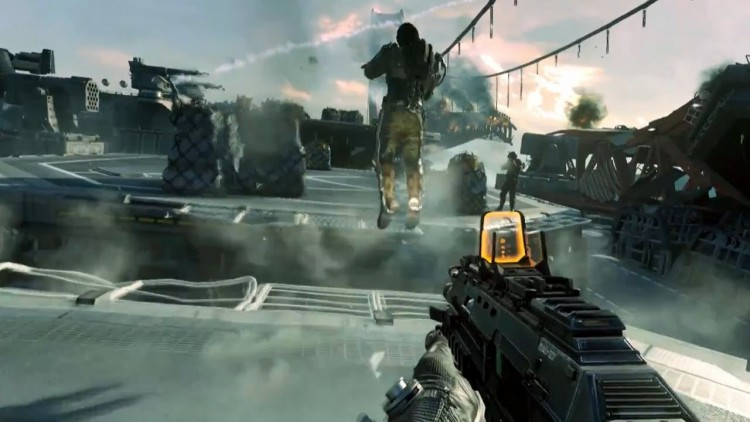 Call of Duty Advanced Warfare - Hands On Multiplayer ...