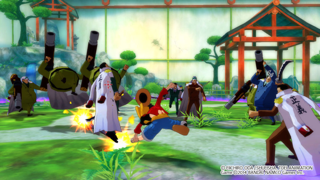 One Piece: Unlimited World Red Deluxe