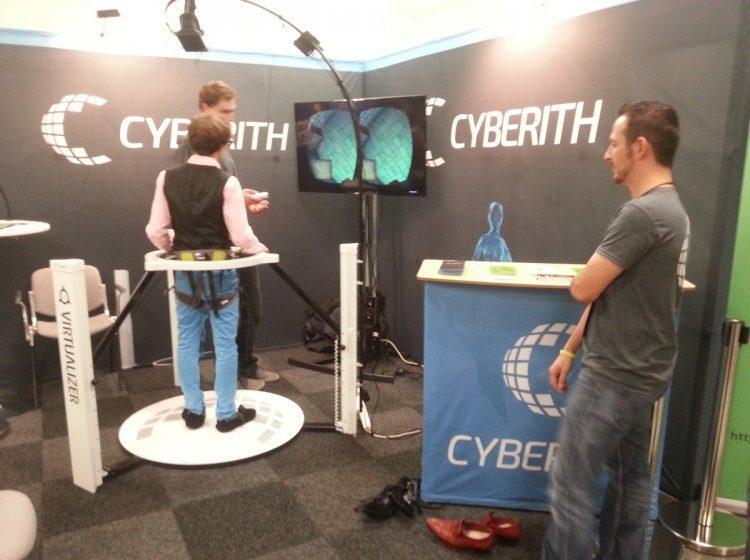 [GDC 2014]Realtà virtuale: provato il Cyberith Virtualizer