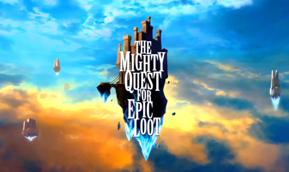 The Mighty Quest for Epic Loot, introdotto il crafting per la difesa