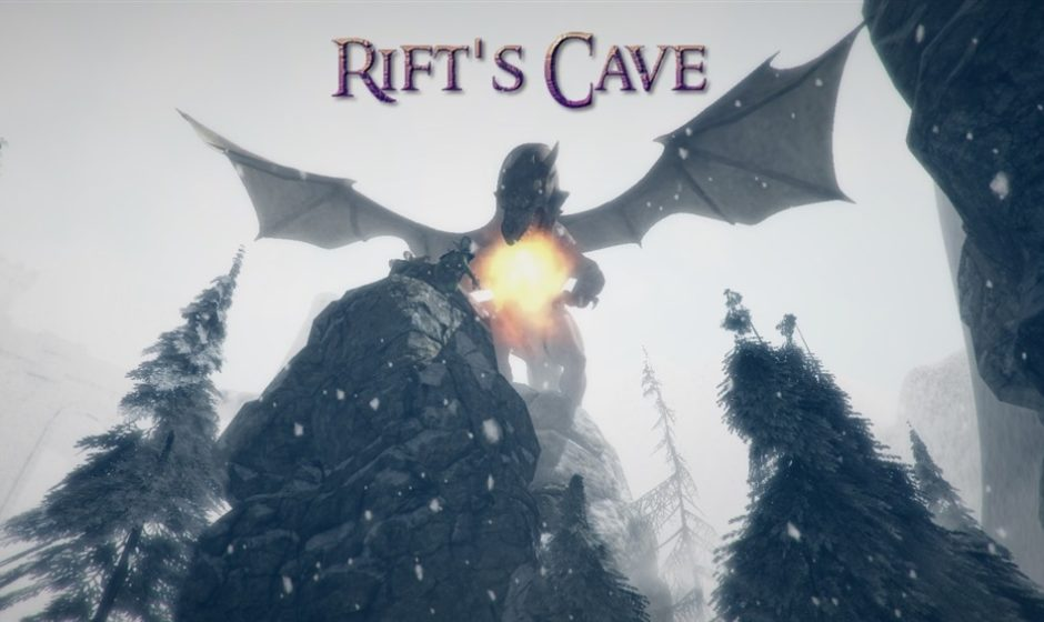 Rift's Cave, disponibile da oggi su Steam con Early Access