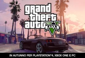 GTA V ottiene una day one patch su Xbox One e PS4