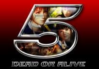 Dead or Alive 5 Logo