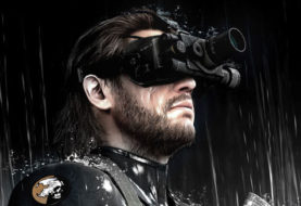 Metal Gear Solid V: The Phantom Pain - Import salvataggio Ground Zeroes