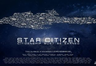 Star Citizen incassa 141.000.000 di dollari