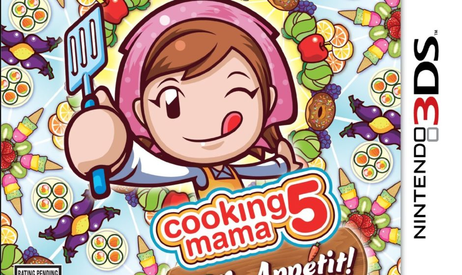 Trailer di lancio per Cooking Mama 5