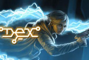 Il titolo cyberpunk Dex è disponibile su Steam