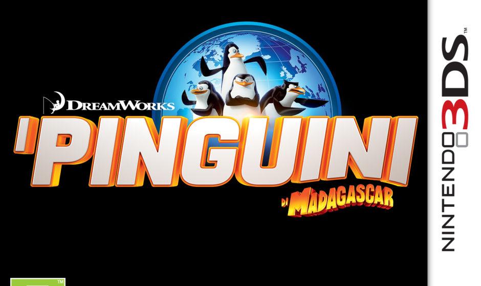 I Pinguini di Madagascar, annunciato il videogioco