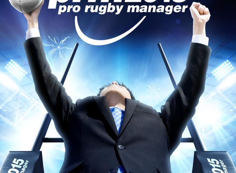 Pro Rugby Manager 2015, annunciata la data di uscita