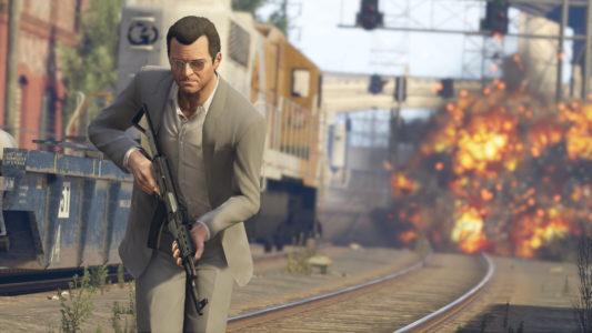 Trasferire i personaggi Grand Theft Auto V