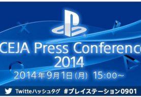 Conferenza Sony pre Tokyo Game Show 2014