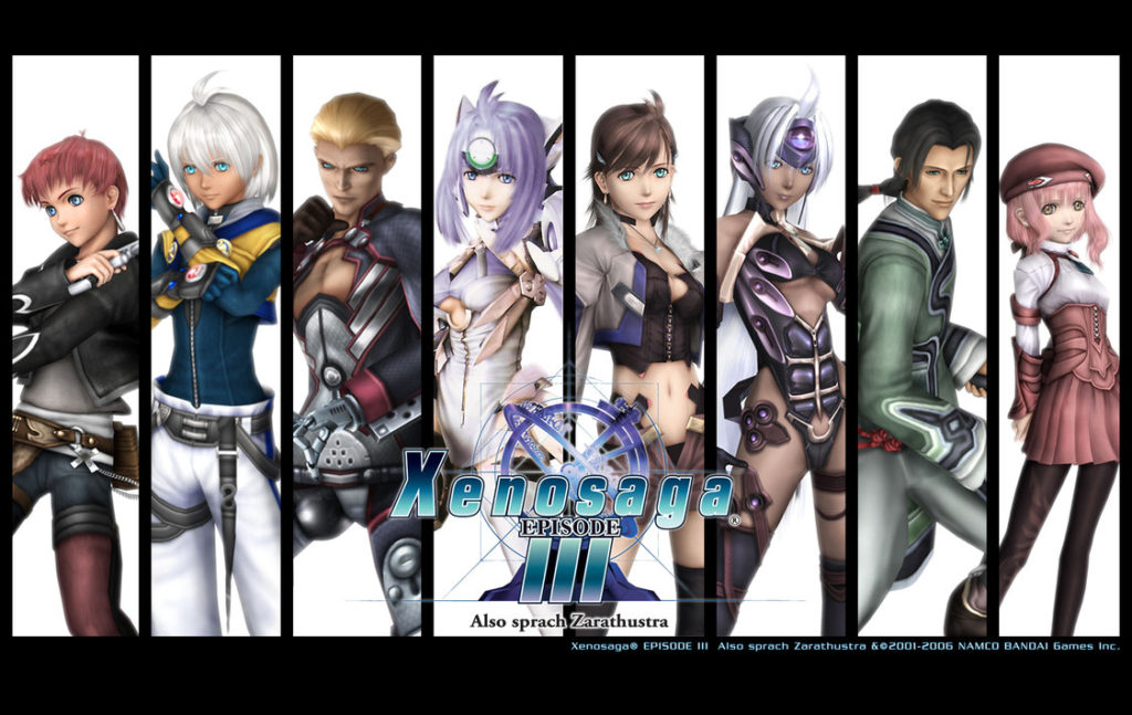 Xenosaga HD Collection