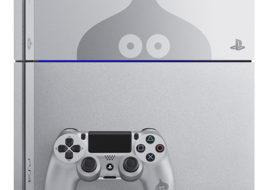 Sony annuncia la PlayStation 4 Metal Slime
