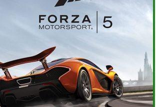 Forza Motorsport 5 gratis questo fine settimana con Xbox Live Gold