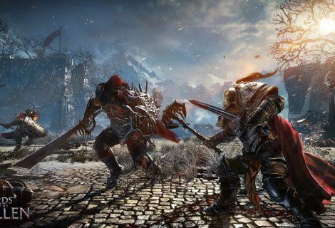 [E3 2014]Lords of the Fallen, visto e provato