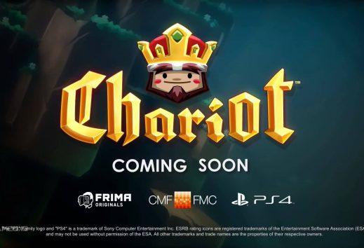 Chariot in vendita dal prossimo 15 ottobre