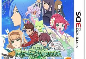 Due pubblicità per Tales of the World: Reve Unitia