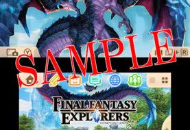 Due temi gratuiti con il preordine di Final Fantasy Explorers!