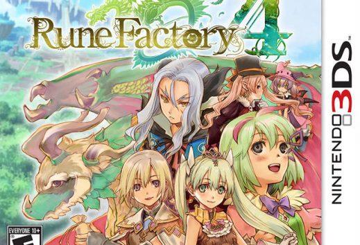 Rune Factory 4, confermato il lancio europeo
