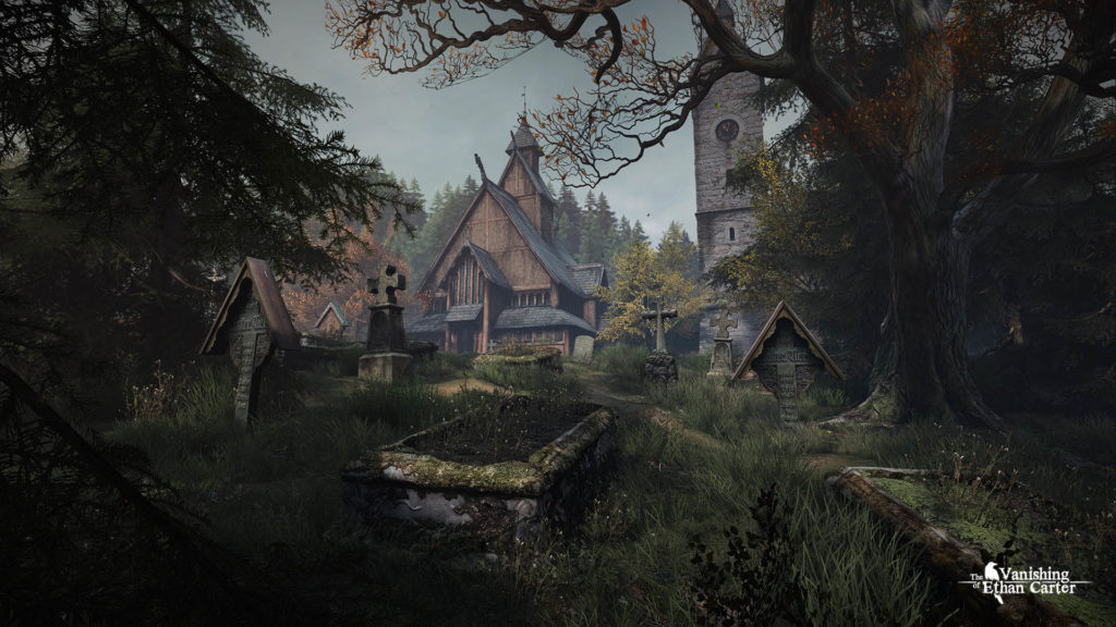 Vanishing Ethan Carter Switch