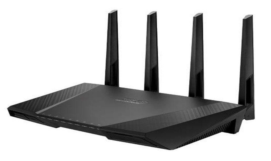 ASUS, annunciato il router wireless RT-AC87U AC2400