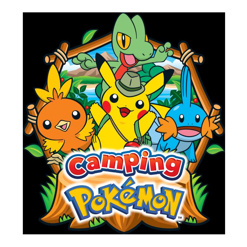 Cover Camping Pokémon