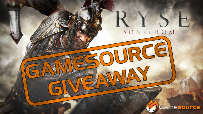 ryse son of rome giveaway