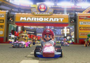 Mario Kart 8 Deluxe aggiornato alla versione 1.4.0