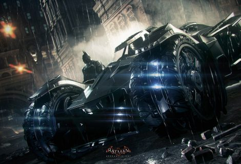 Batman Arkham Knight - Press Conference #LuccaCG14