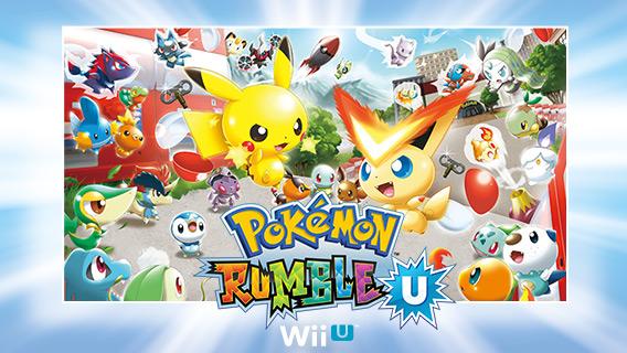 Cosa succede usando gli Amiibo su Pokemon Rumble U?