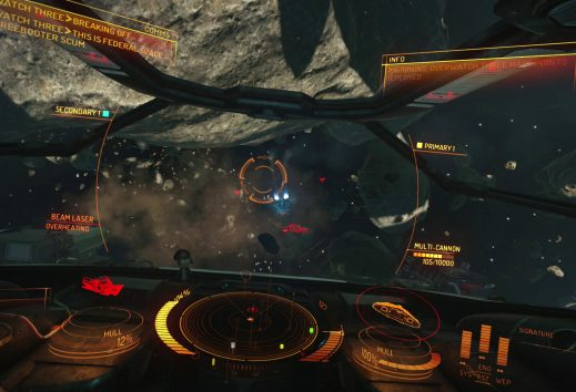 Elite Dangerous in arrivo su PS4